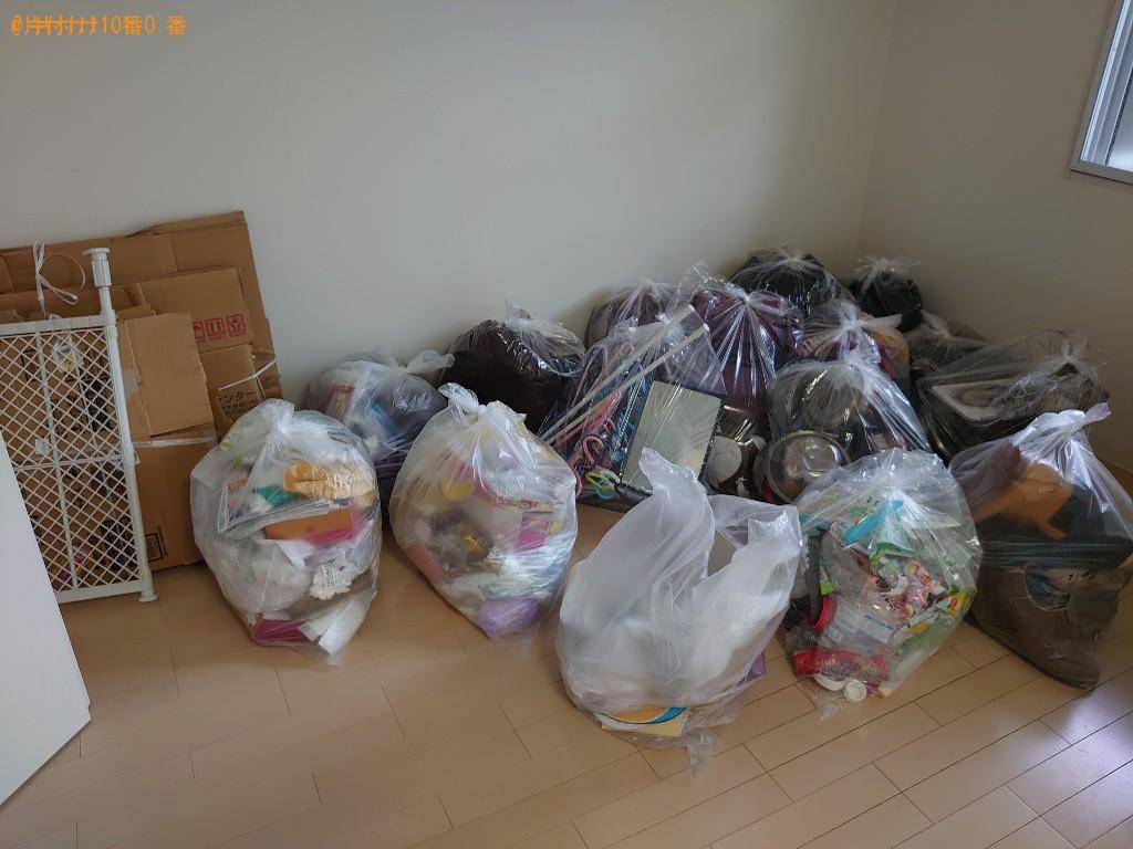 【松山市清水町】トラックパックでの出張不用品回収・処分ご依頼