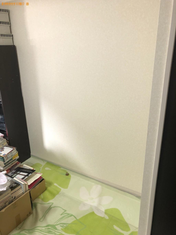 【京都市上京区】家具などの出張不用品回収・処分ご依頼 お客様の声