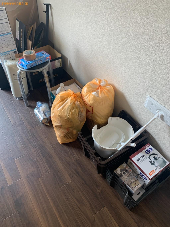 【大野城市】混在ゴミの出張不用品回収・処分ご依頼 お客様の声