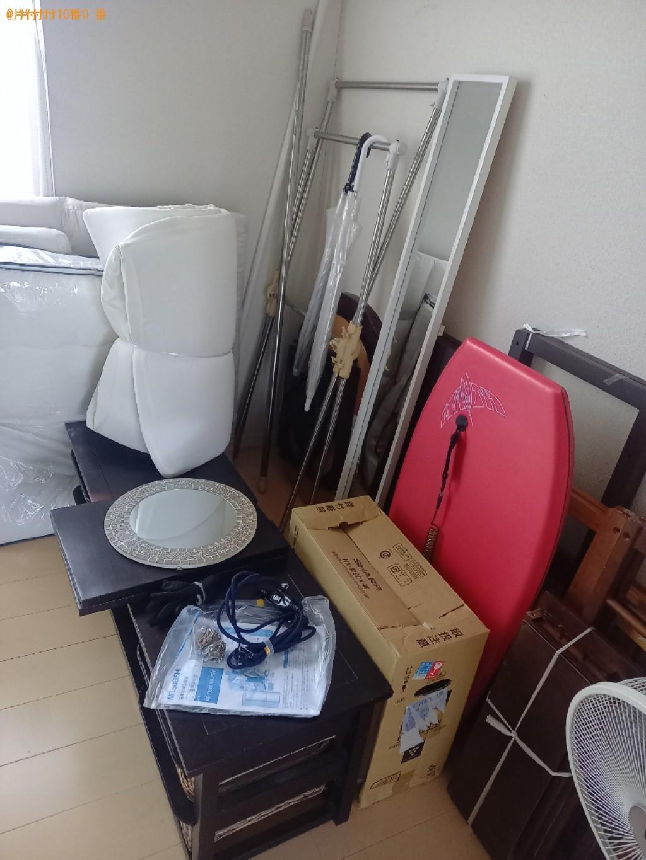 【横浜市神奈川区】トラックパックでの出張不用品回収・処分ご依頼