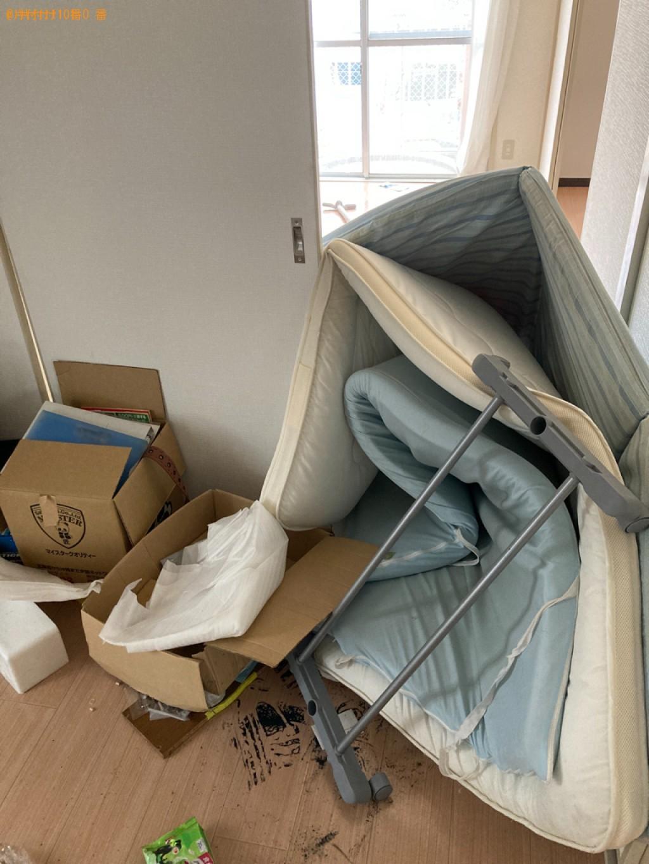【姫路市】2tトラック一杯以内の出張不用品回収・処分ご依頼