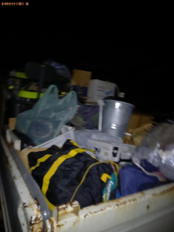 【市原市】トラックパックでの出張不用品回収・処分ご依頼