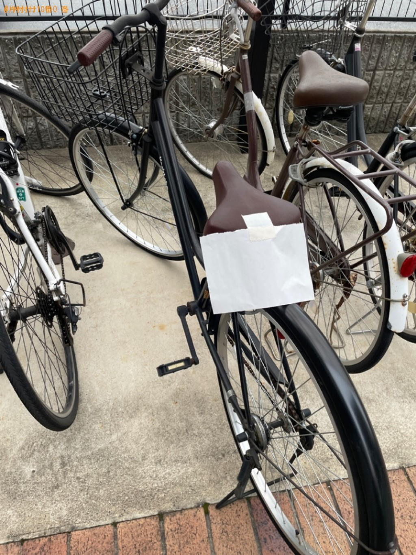 【京都市山科区】自転車の出張不用品回収・処分ご依頼 お客様の声
