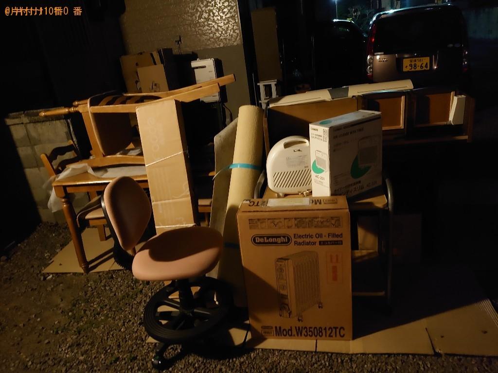 【西条市】家具・家電などの出張不用品回収・処分ご依頼 お客様の声