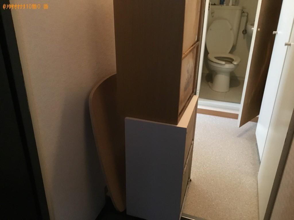 【西宮市大屋町】家具・家電などの出張不用品回収・処分ご依頼