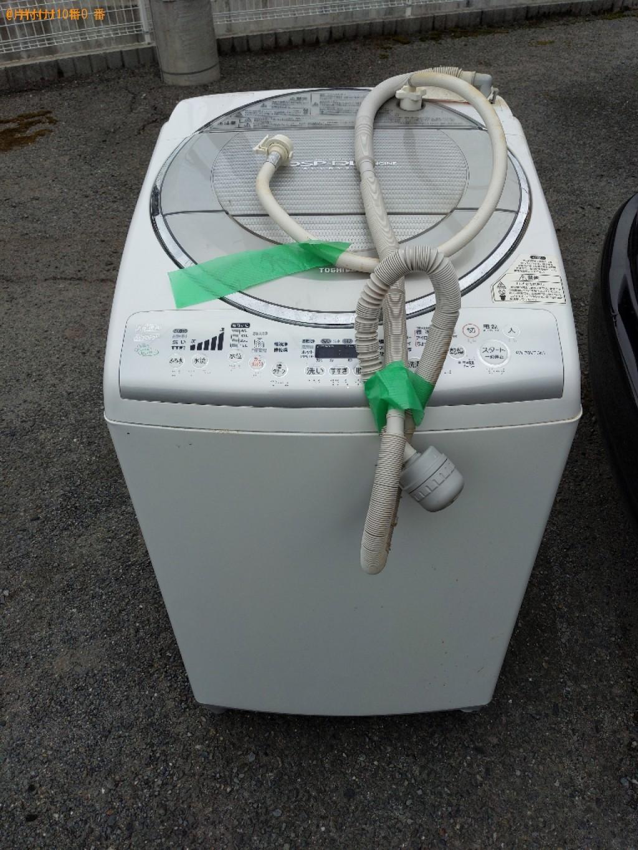 【奈良市】洗濯機の出張不用品回収・処分ご依頼 お客様の声