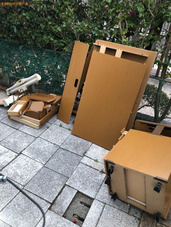 【北九州市若松区】家具などの出張不用品回収・処分ご依頼