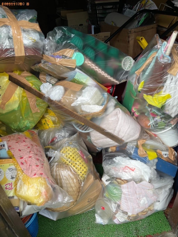 【平川市本町】細々としたものなどの出張不用品回収・処分ご依頼