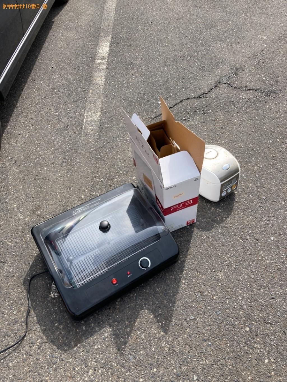 【山陽小野田市】家電などの出張不用品回収・処分ご依頼 お客様の声