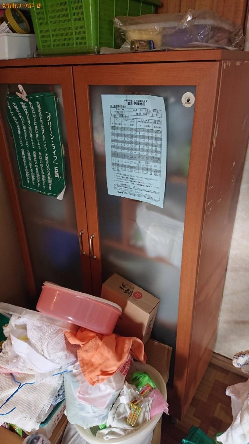 【小浜市後瀬町】家具・家電などの出張不用品回収・処分ご依頼