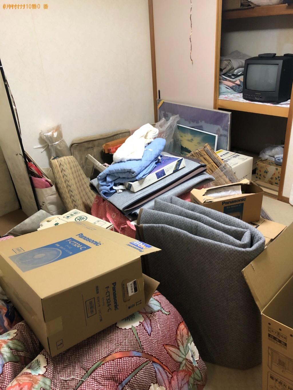 【鳥取市】トラックパックでの出張不用品回収・処分ご依頼