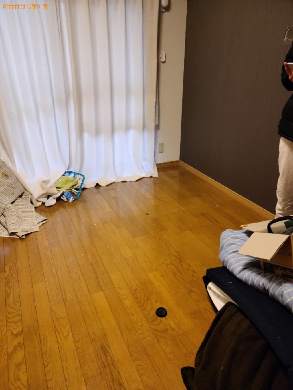 【北九州市小倉南区】家具・家電などの出張不用品回収・処分ご依頼