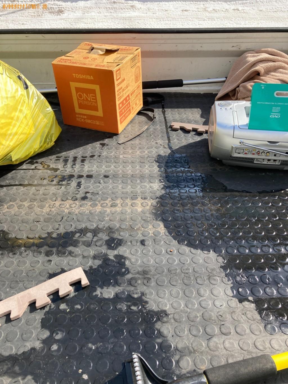 【札幌市中央区】家具・家電の出張不用品回収・処分ご依頼