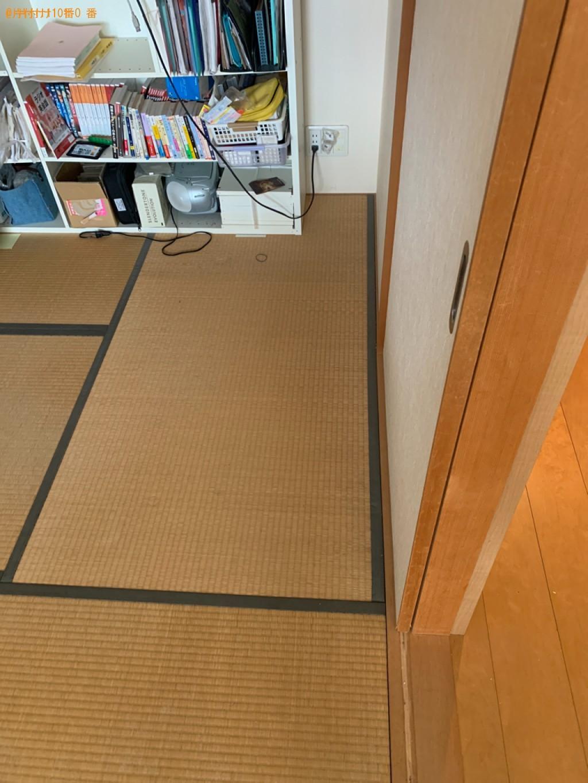【福岡市中央区】PCデスクなどの出張不用品回収・処分ご依頼