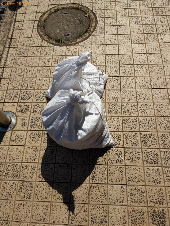 【豊中市新千里東町】残土・砂利などの出張不用品回収・処分ご依頼