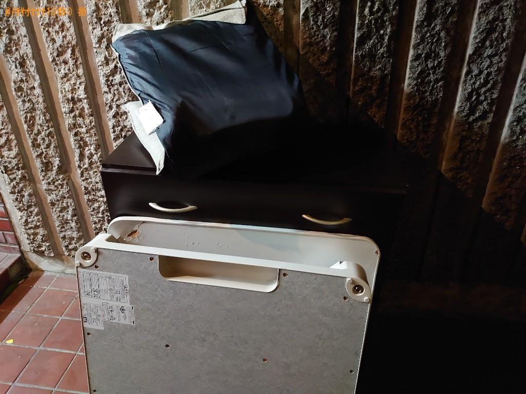 【松山市本町】家具などの出張不用品回収・処分ご依頼 お客様の声