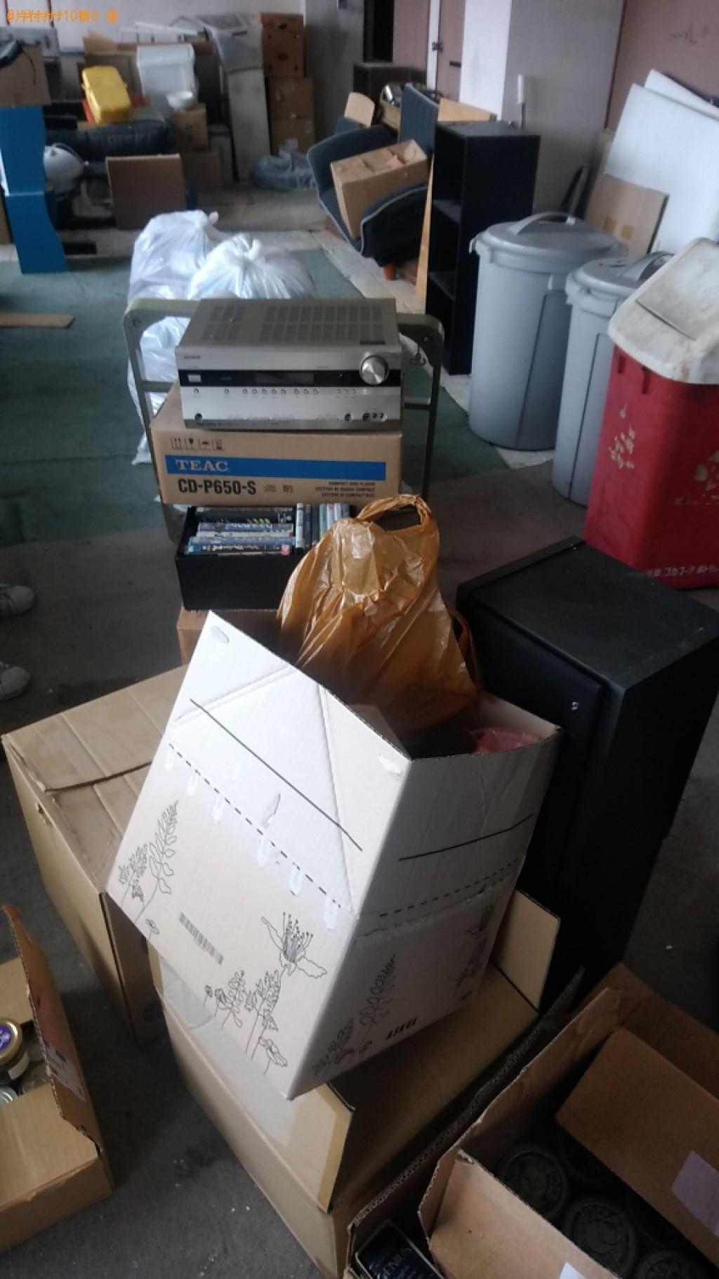 【京都市伏見区】トラックパックでの出張不用品回収・処分ご依頼