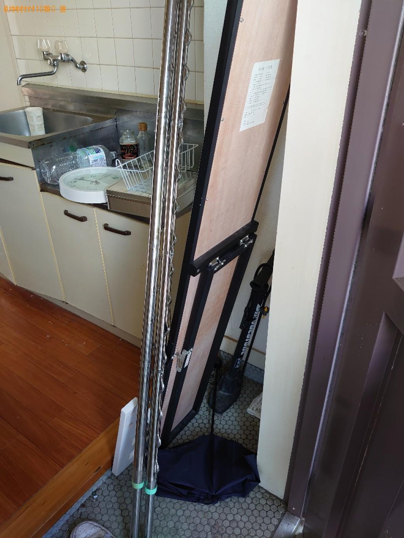 【松山市】大きい鏡などの出張不用品回収・処分ご依頼 お客様の声