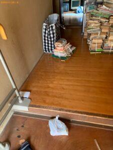 【大津市】遺影・仏壇の出張不用品回収・処分ご依頼 お客様の声