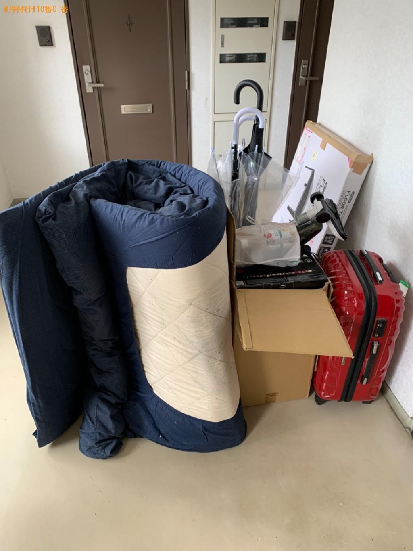 【札幌市北区】家具・家電などの出張不用品回収・処分ご依頼