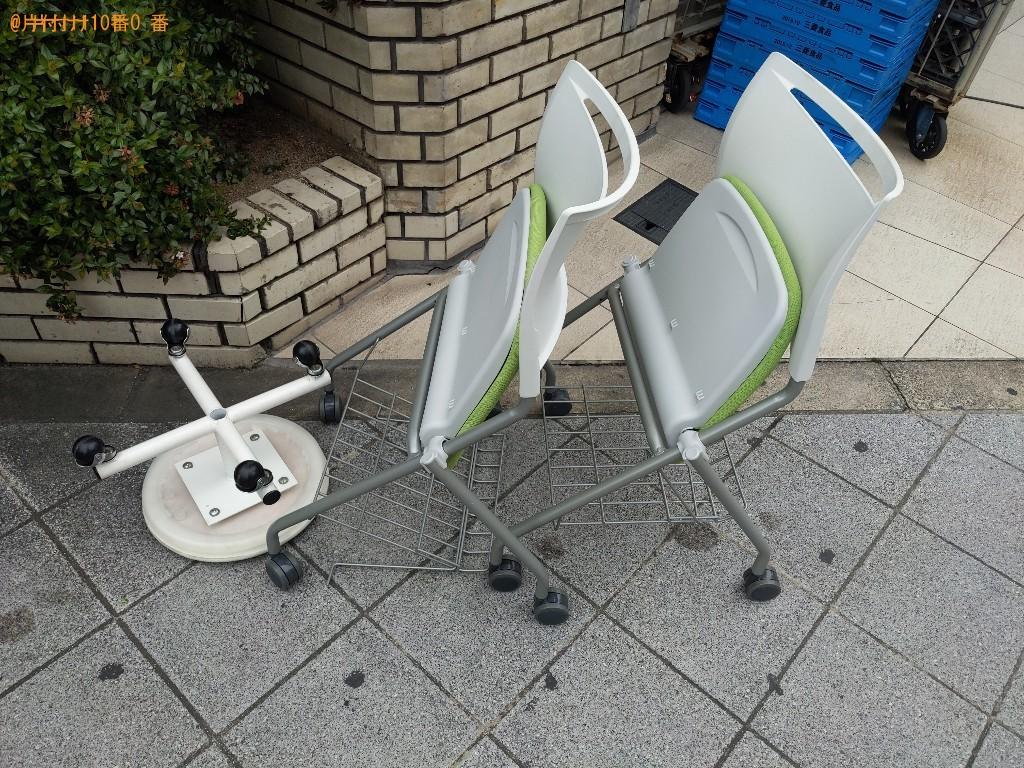 【大阪市北区】椅子の出張不用品回収・処分ご依頼 お客様の声