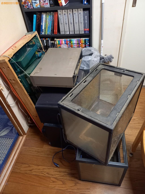 【江東区】家電などの出張不用品回収・処分ご依頼 お客様の声
