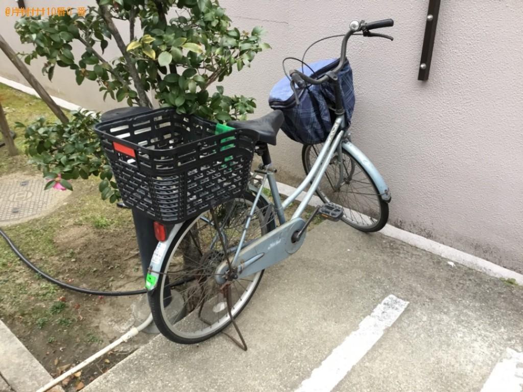 【西宮市若草町】自転車の出張不用品回収・処分ご依頼 お客様の声