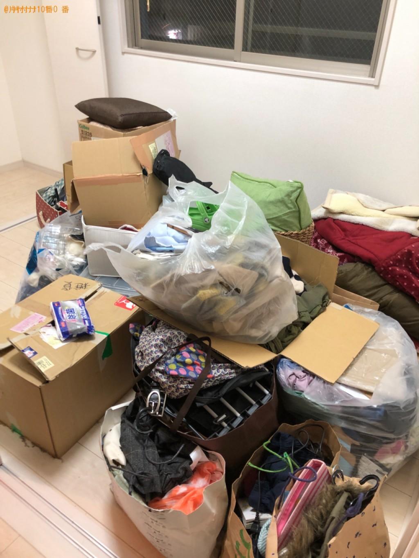 【北九州市門司区】細々としたものなどの出張不用品回収・処分ご依頼