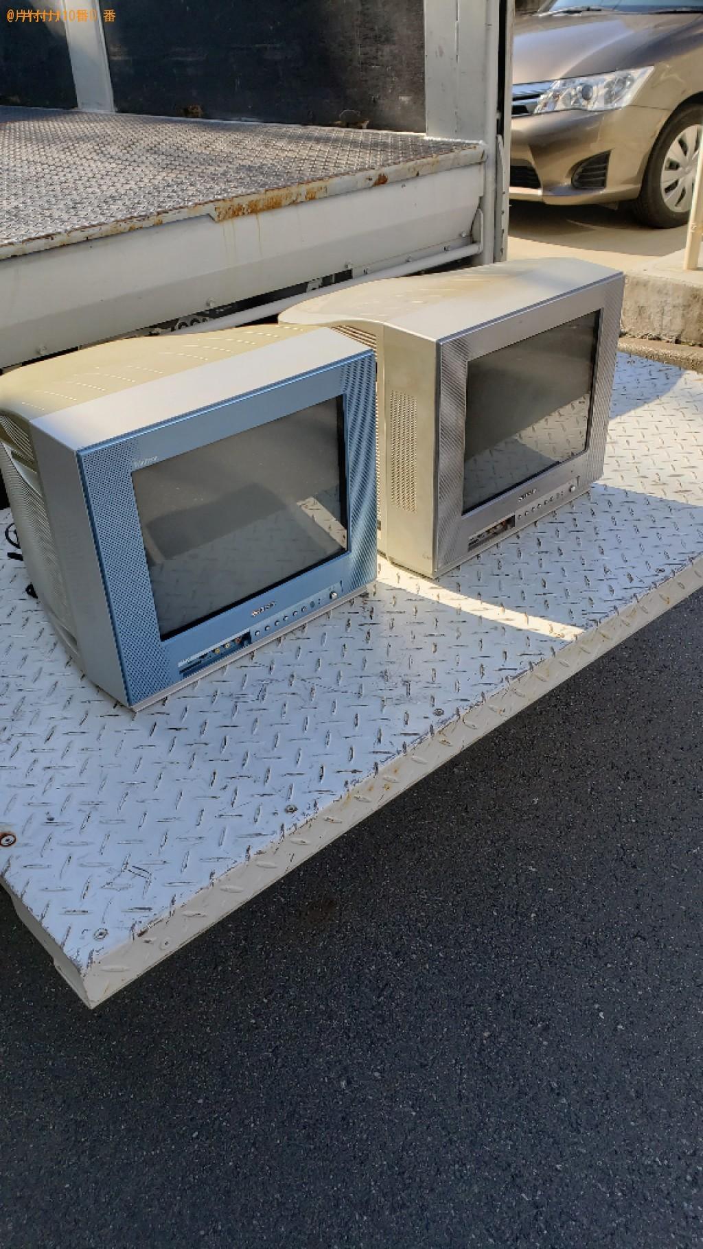 【練馬区】15型以下テレビの出張不用品回収・処分ご依頼