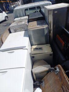 【さいたま市岩槻区】2tトラ一杯以内の出張不用品回収・処分ご依頼