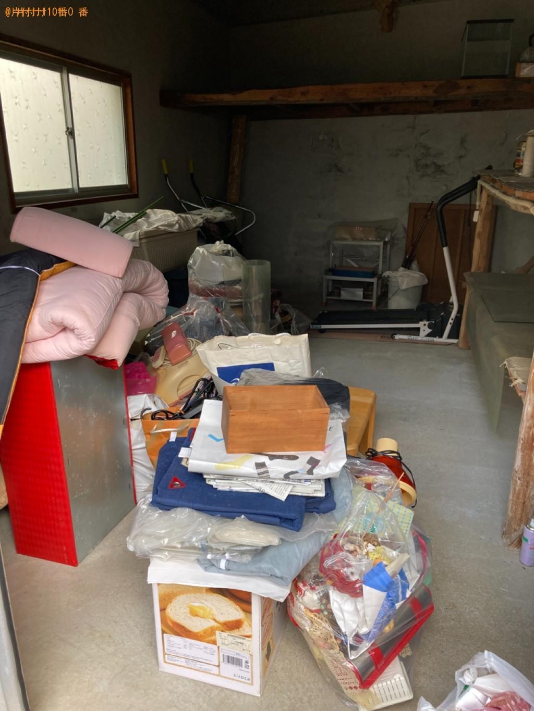 【佐伯市】トラックパックでの出張不用品回収・処分ご依頼