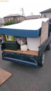 【生駒郡斑鳩町】トラックパックでの出張不用品回収・処分ご依頼