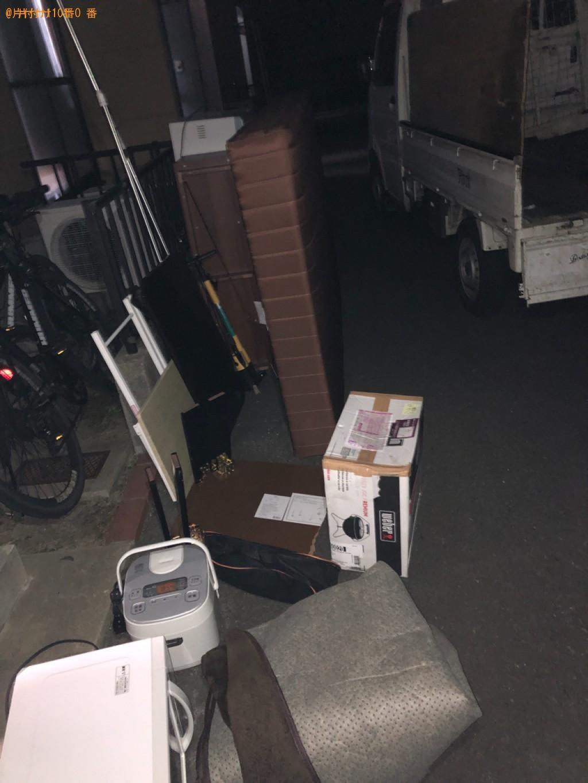 【下関市王喜本町】家電などの出張不用品回収・処分ご依頼