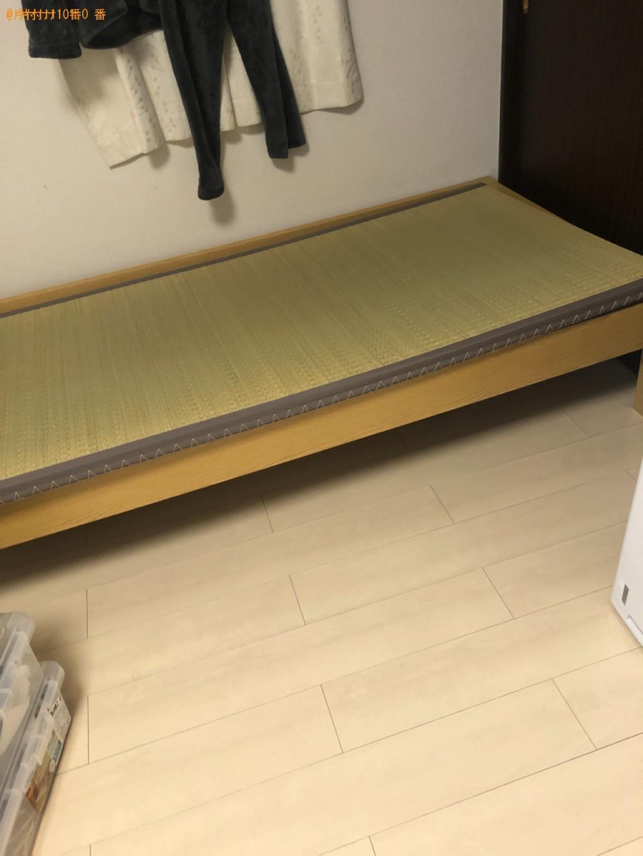 【京都市上京区】家具・家電などの出張不用品回収・処分ご依頼