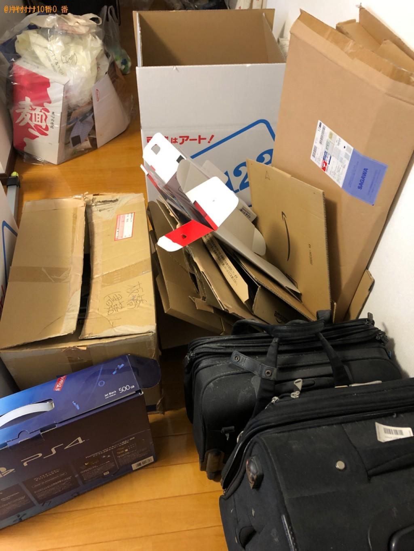 【松山市二番町】家具・家電などの出張不用品回収・処分ご依頼
