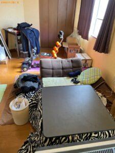 【京都市南区】家具・家電などの出張不用品回収・処分ご依頼