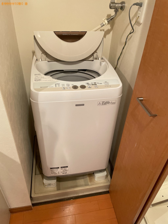 【京都市左京区】家具・家電などの出張不用品回収・処分ご依頼