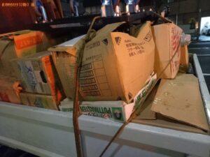 【品川区】トラックパックでの出張不用品回収・処分ご依頼