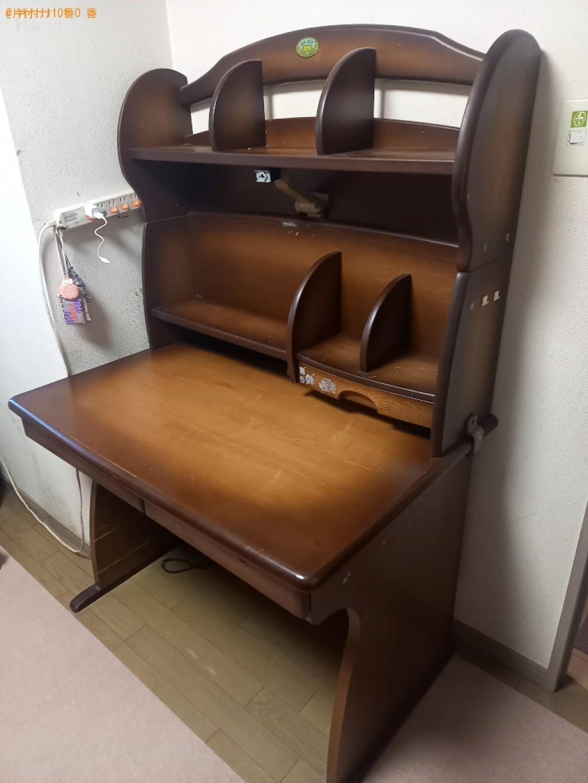 【品川区】学習机の出張不用品回収・処分ご依頼 お客様の声