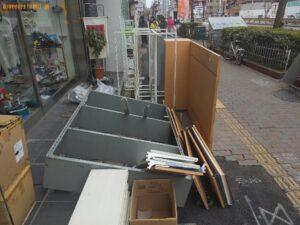 【大阪市浪速区】店舗什器の出張不用品回収・処分ご依頼 お客様の声