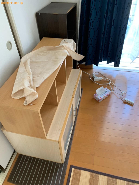 【鳥取市湖山町】家具・家電などの出張不用品回収・処分ご依頼
