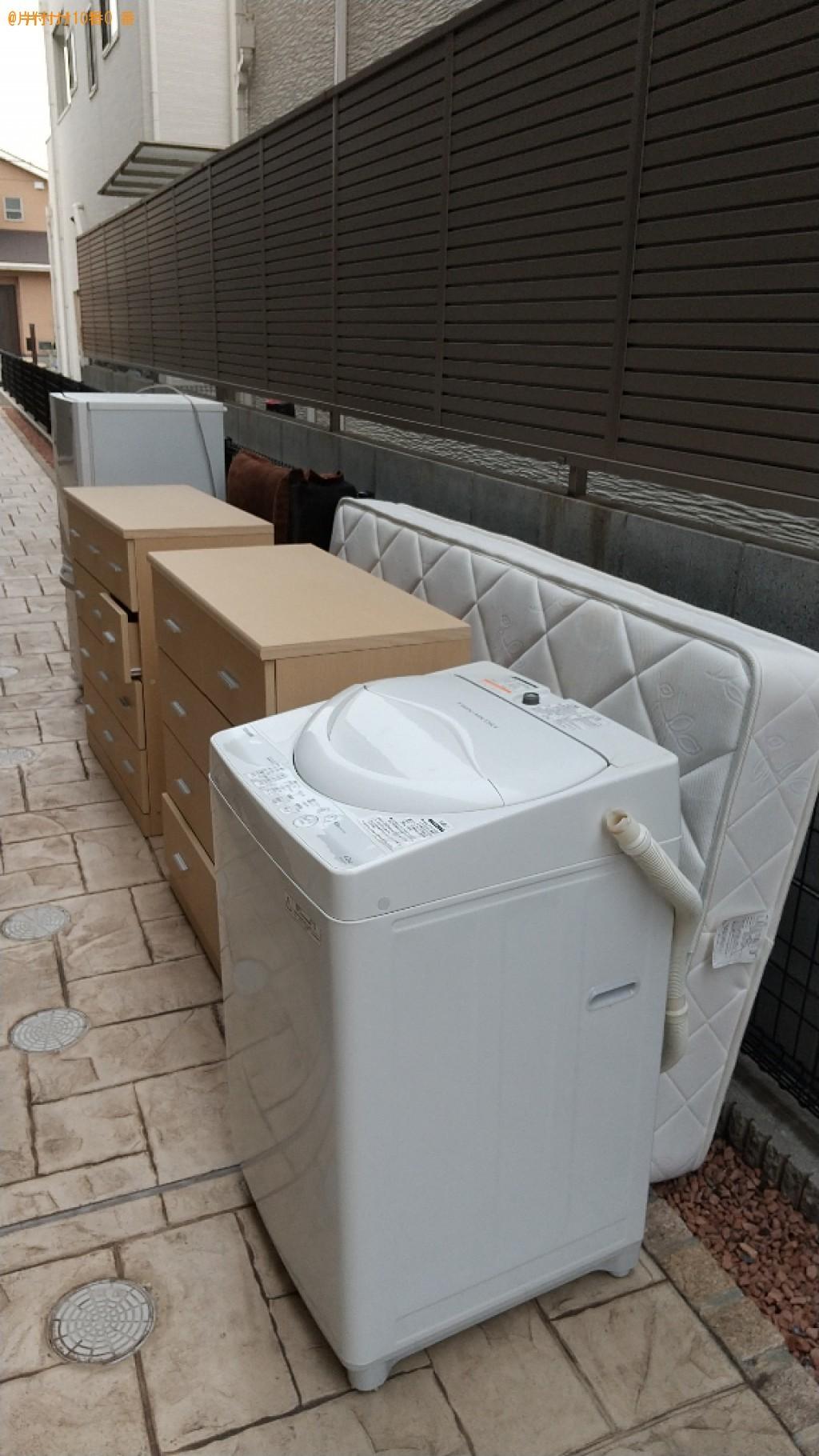 【福山市新涯町】トラックパックでの出張不用品回収・処分ご依頼
