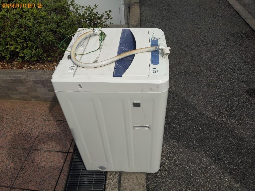 【大阪市淀川区】洗濯機の出張不用品回収・処分ご依頼 お客様の声