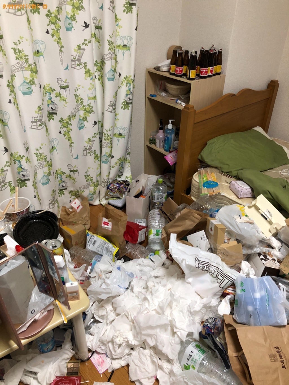 【福岡市城南区】細々とした物などの出張不用品回収・処分ご依頼