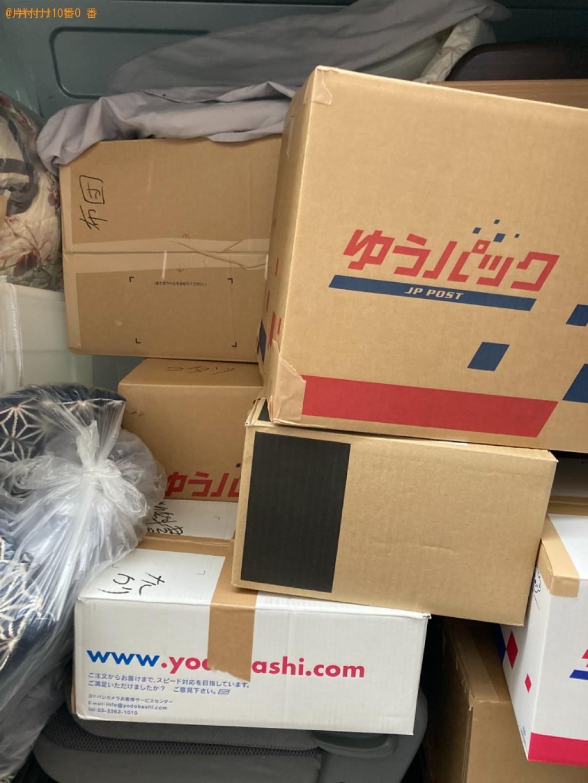 【札幌市】軽トラック一台程度の運搬と出張不用品回収・処分ご依頼