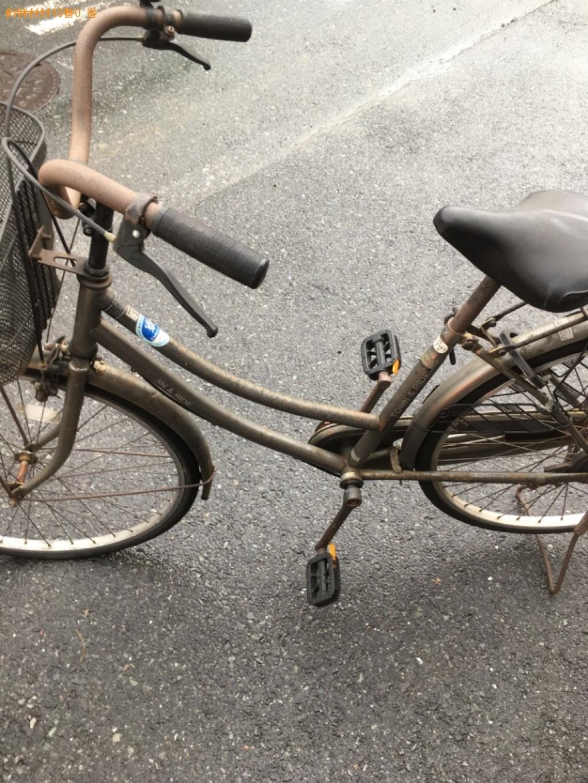 【北九州市小倉南区】自転車の出張不用品回収・処分ご依頼