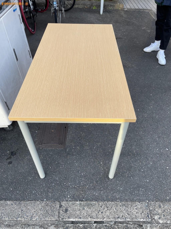 【京都市伏見区】学習机の出張不用品回収・処分ご依頼 お客様の声