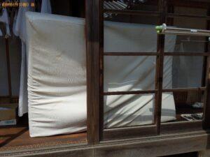 【奈良市忍辱山町】ダブルベッドの出張不用品回収・処分ご依頼