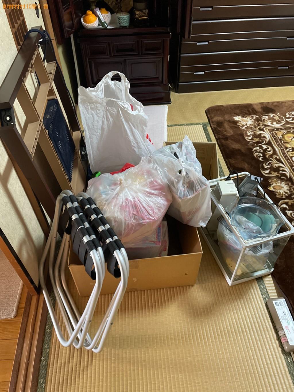 【京都市右京区】自転車・家具などの出張不用品回収・処分ご依頼