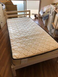 【福岡市南区】シングルベッドの出張不用品回収・処分ご依頼